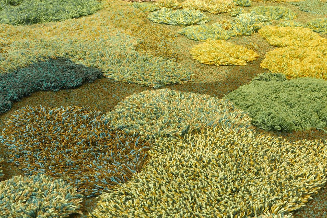 Carpet by Alexandra  Kehayoglou - detail