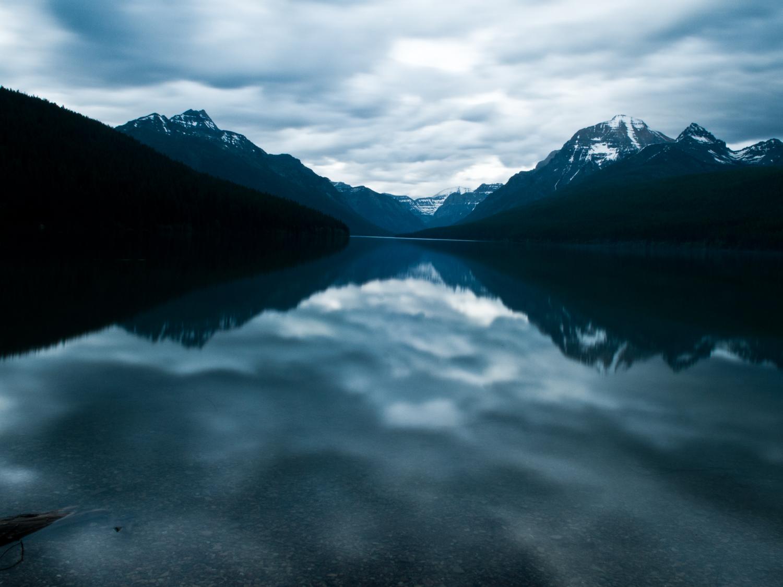 Bowman Lake - Outdoors
