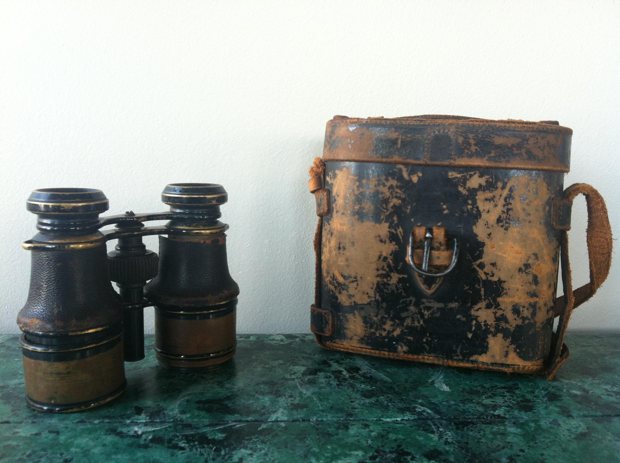 Vintage Antique Binoculars.JPG