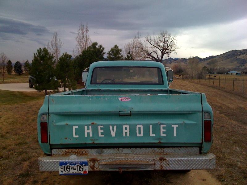 Chevrolet Pick Up Truck 1960s.jpg