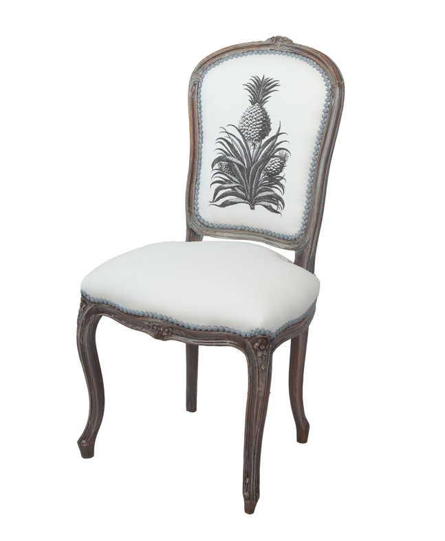 Pineapple Print Dining Chair.jpg