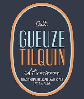 Oude Gueuze Tilquin..  Ya.. Good luck telling the person at the store you want that one..
