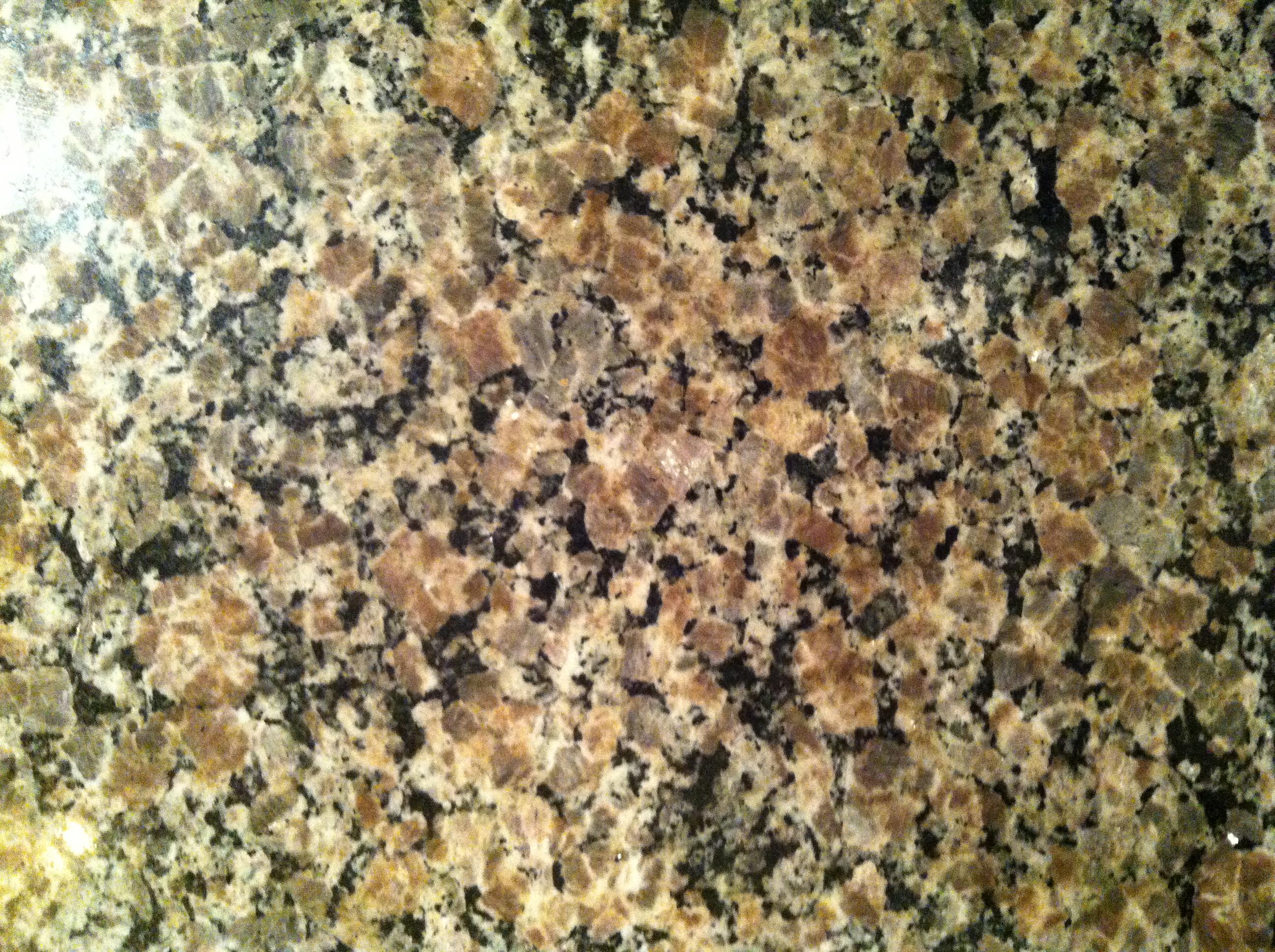 Black and Gray Granite Countertop.JPG