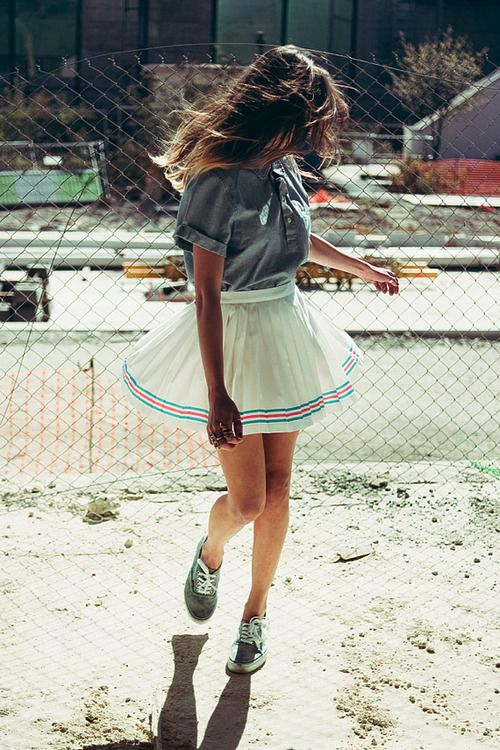 Sneakers and a skirt.jpg