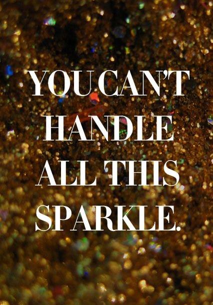 Glitter Ceiling — Keeley Kraft