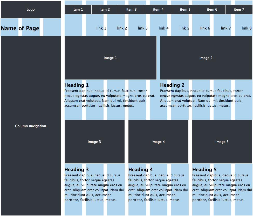 UX-Design-Website-Layout-Grid