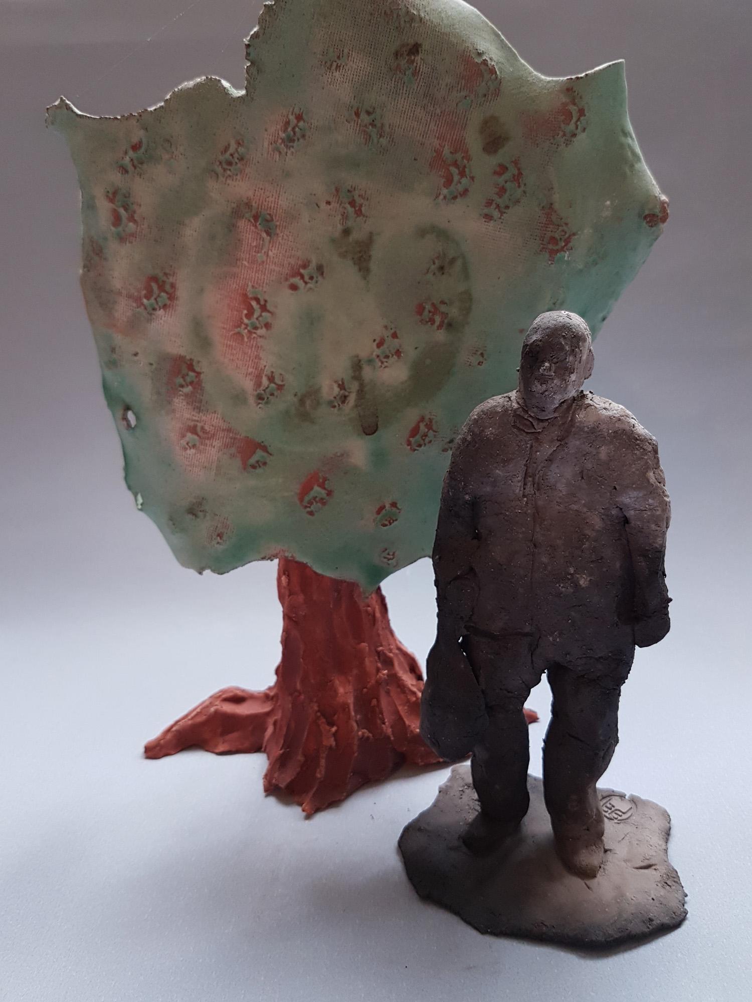 Paul Gould Waiting Series Man and Tree.jpg