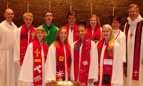 2013 Confirmands