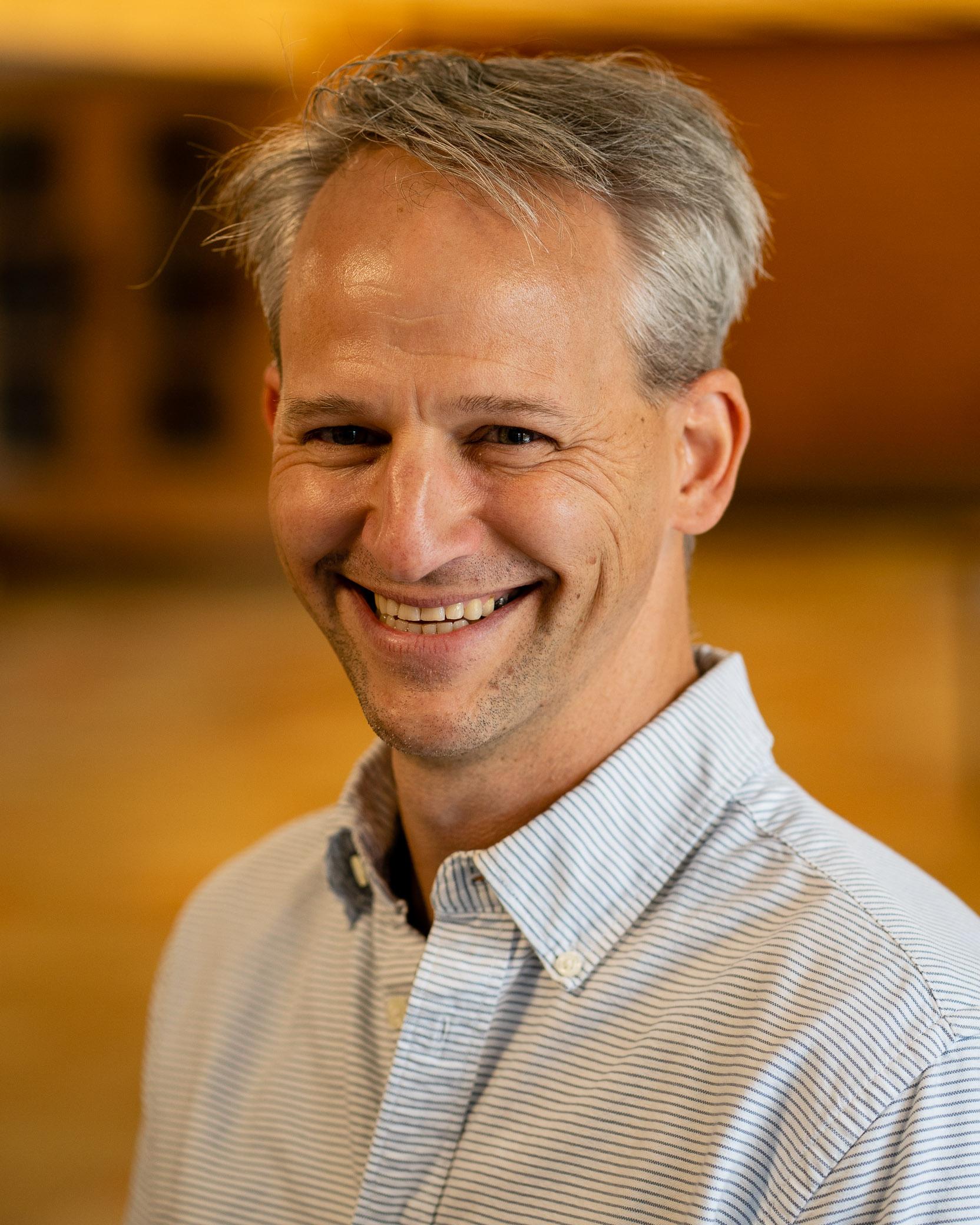 Mark Halvorson  dir. of Youth & Family Ministry