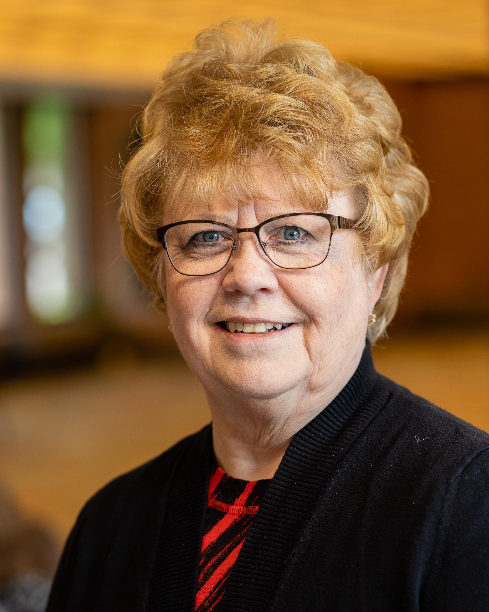 Karen Walhof  Director of Outreach