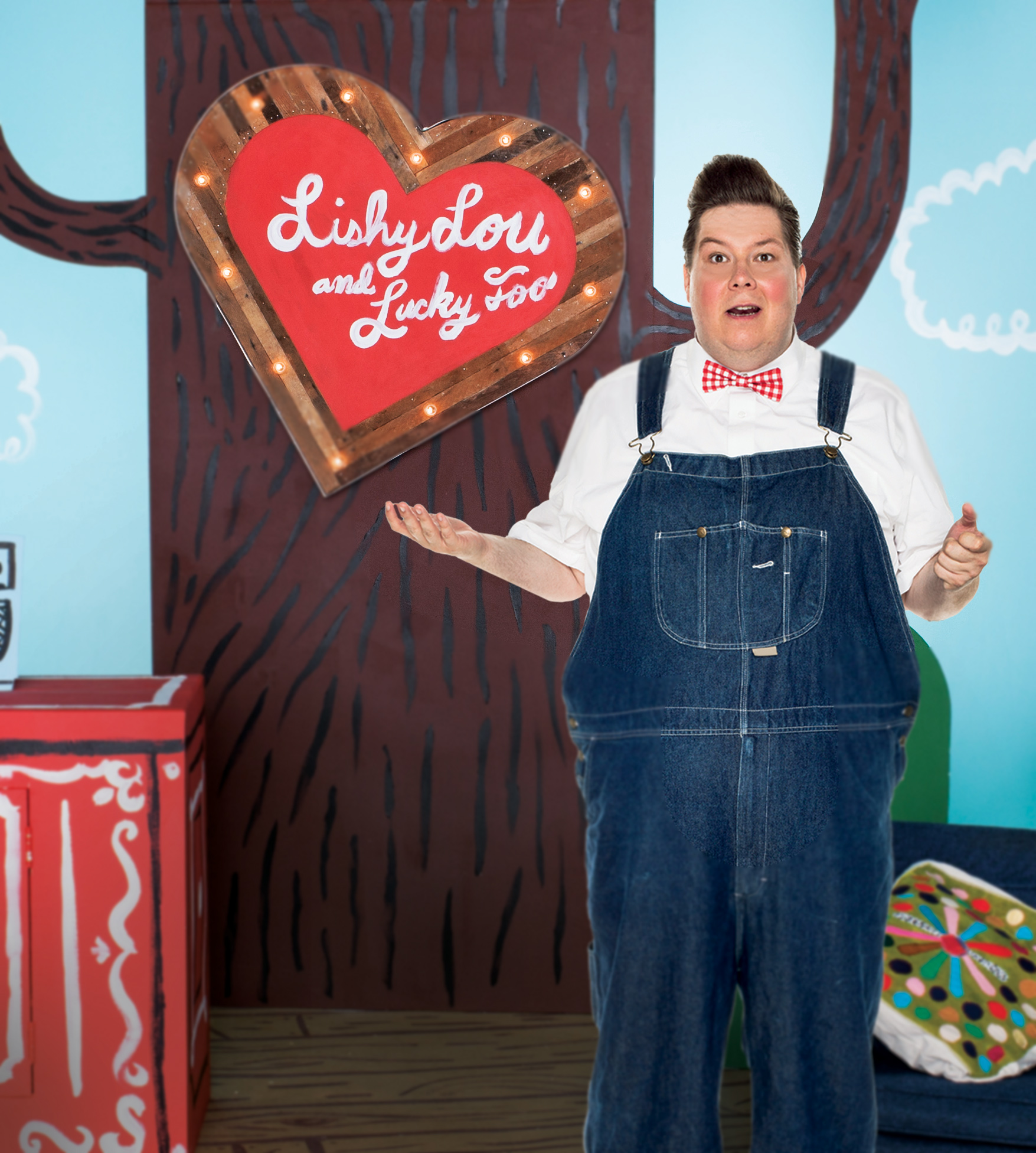 MILT is the treehouse handyman and Lishy's best friend, who is also a saboteur and prankster.But his big heart has everyone loving this playful trickster.