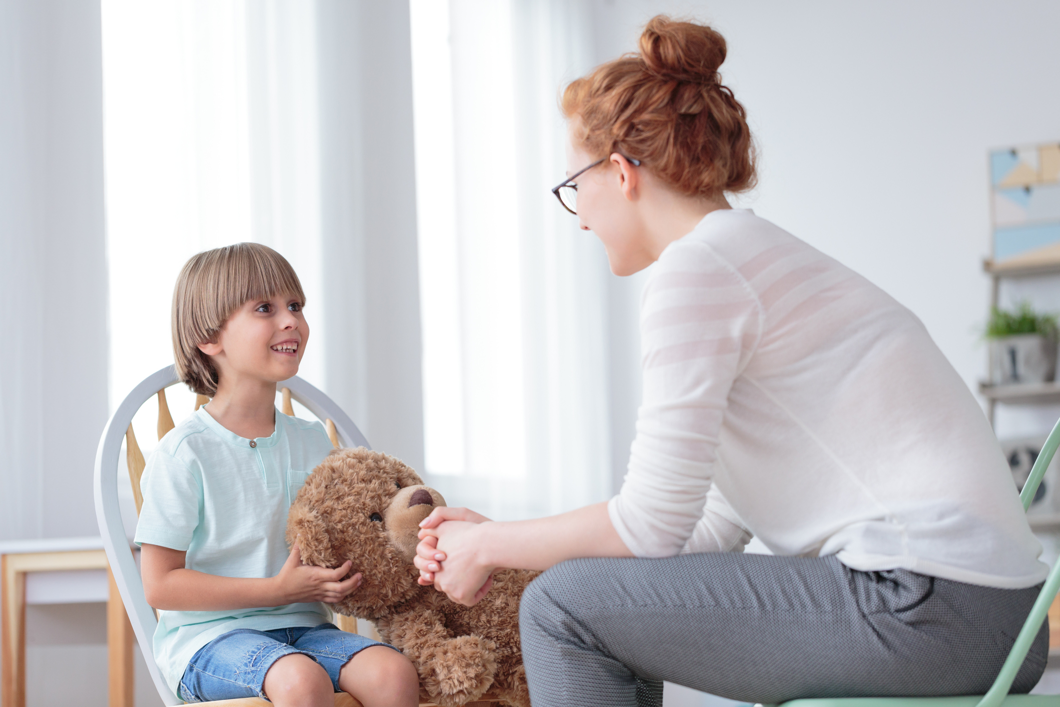 East Bay Child Therapists - Our passion is empowering children to master their emotional lives in a warm, safe, and dynamic environment. Our work with children and adolescents in drama psychotherapy and child play therapy, as well as talk therapy, is designed to facilitate healing and emotional processing.