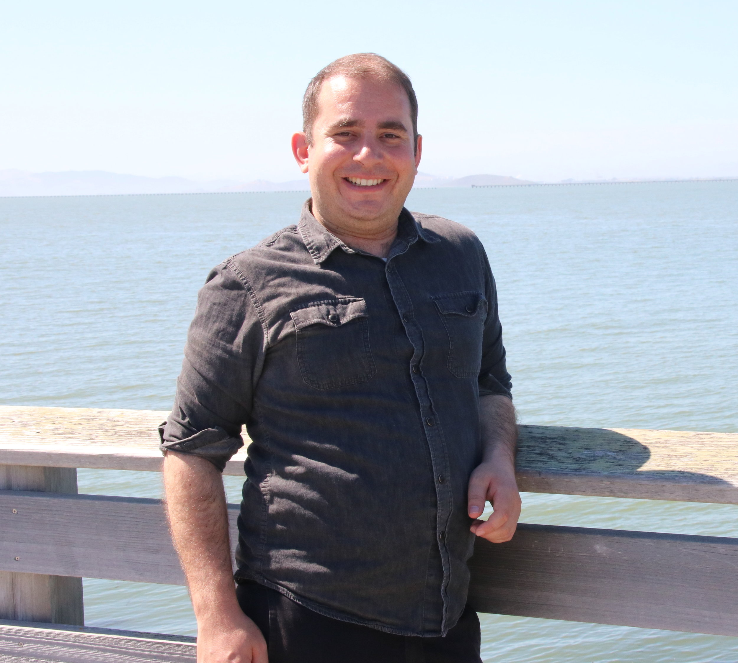 Eric Young, AMFT - San Francisco Bay Area, East Bay LGBTQ+ Couples and Sex Therapist