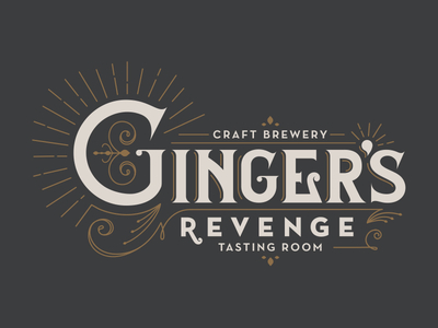 Ginger's Revenge is a New Asheville Brewery offering Spicy Alcoholic Beverges.