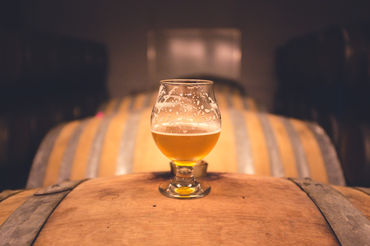 a brewery tour is a great way to discover Asheville.