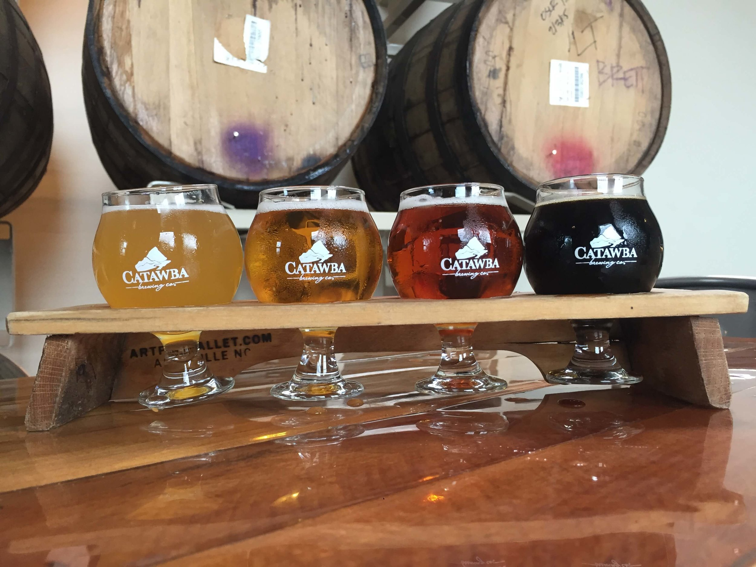 Asheville beer tours Sunday