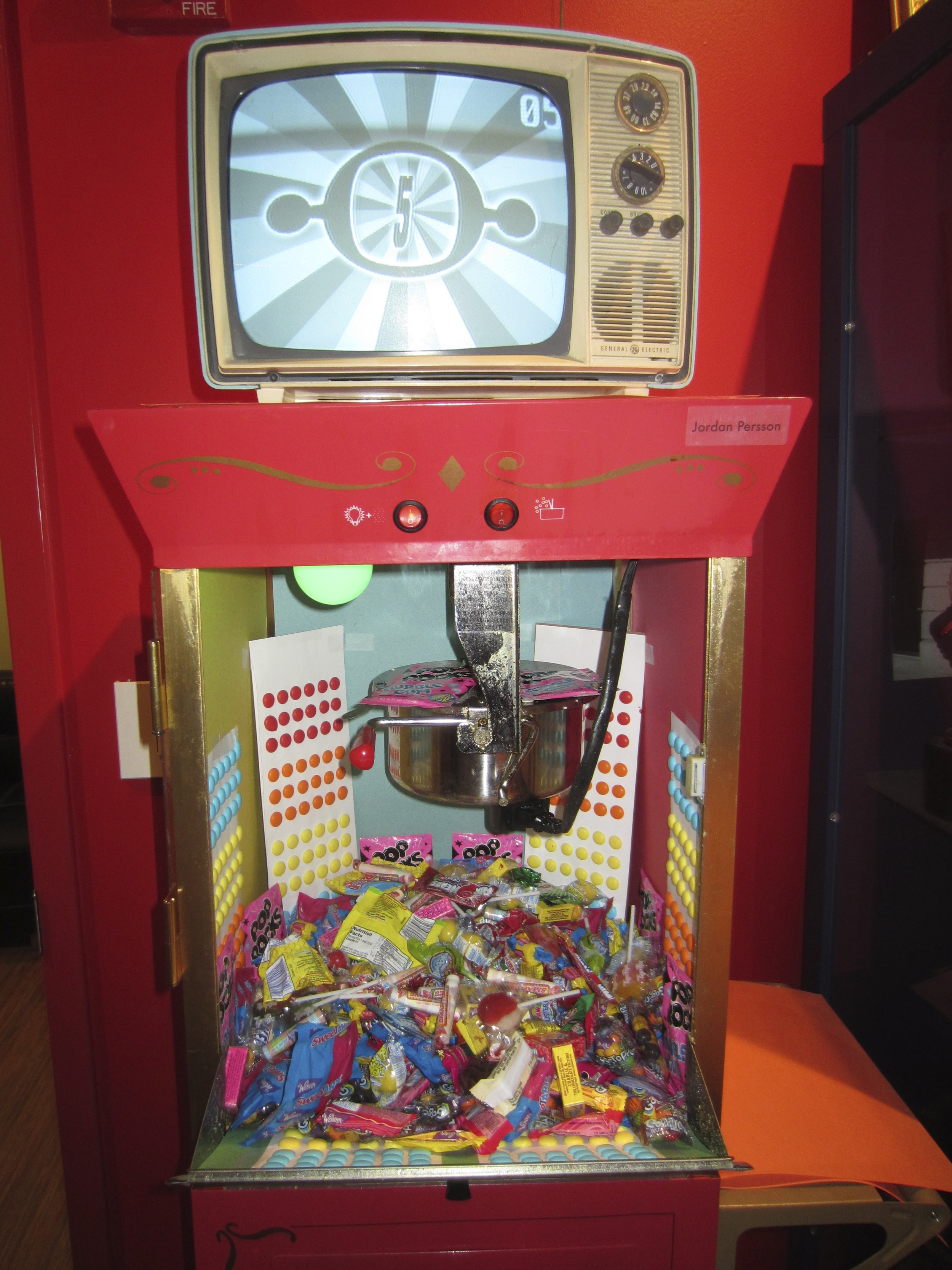 TV candy
