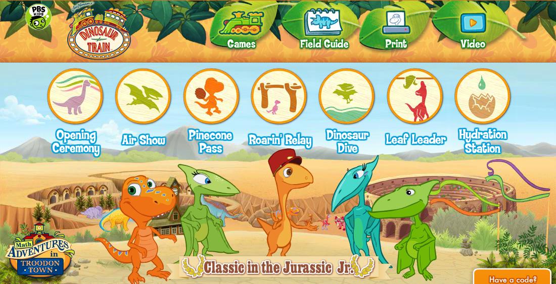 Classic in the Jurassic Jr.