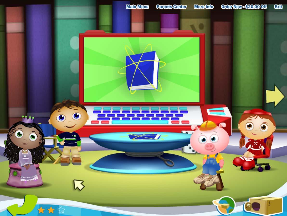 PBS Kids Play! Super Why