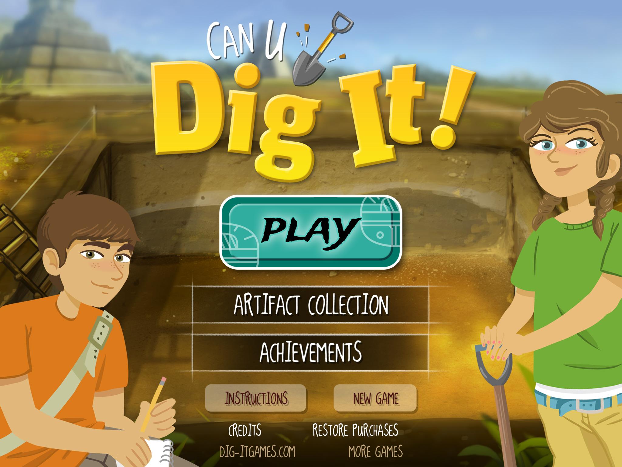 Can U Dig It!