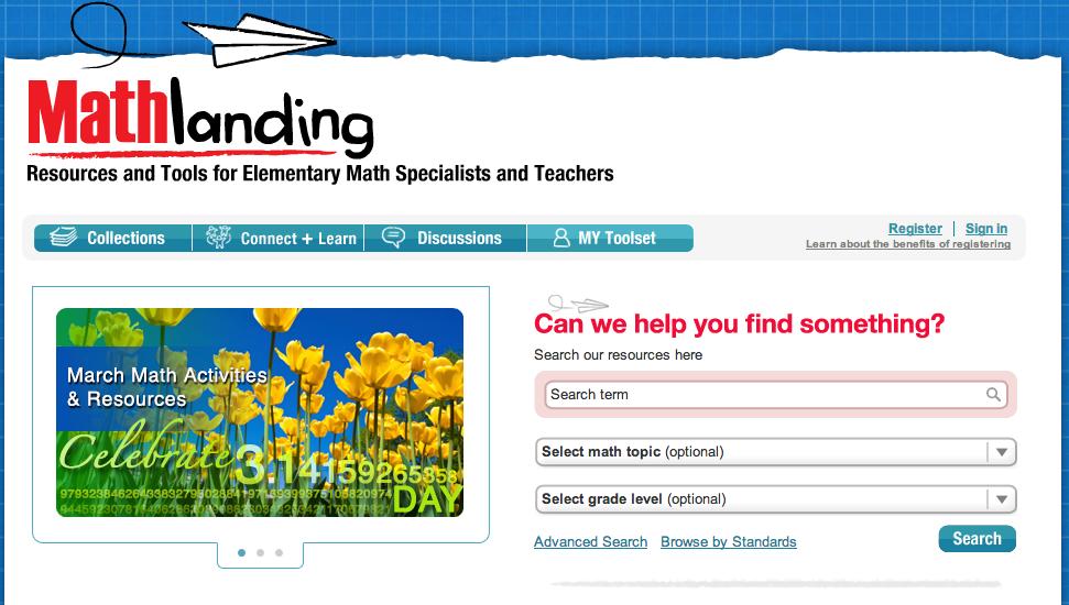 Mathlanding
