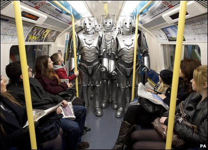 Your daily commute 10 years from now.