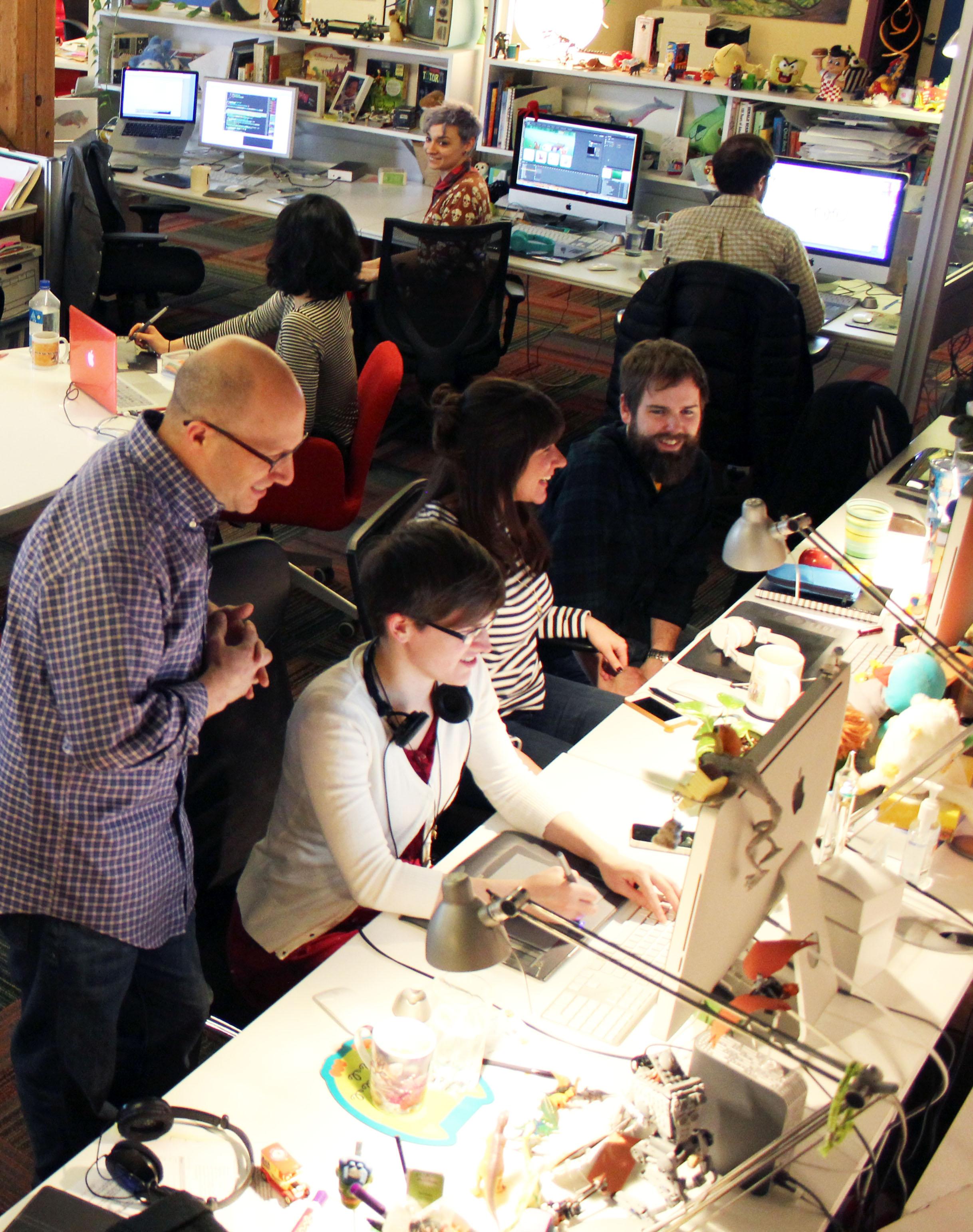 InternVision Studio FableVision