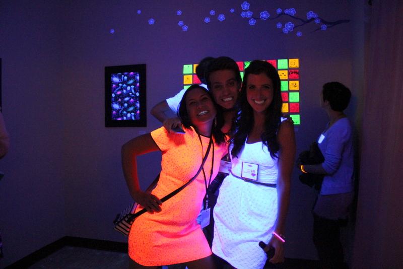 Loren, Katie, Glowing