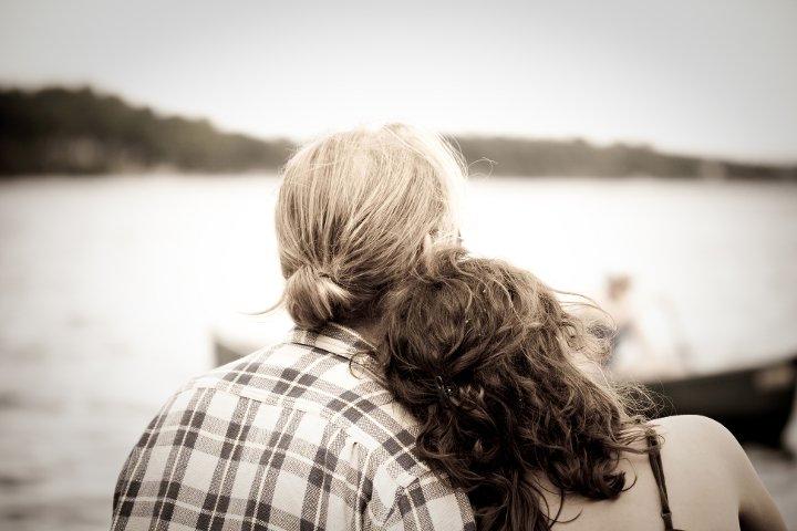 Matt and his wife, Jamie.