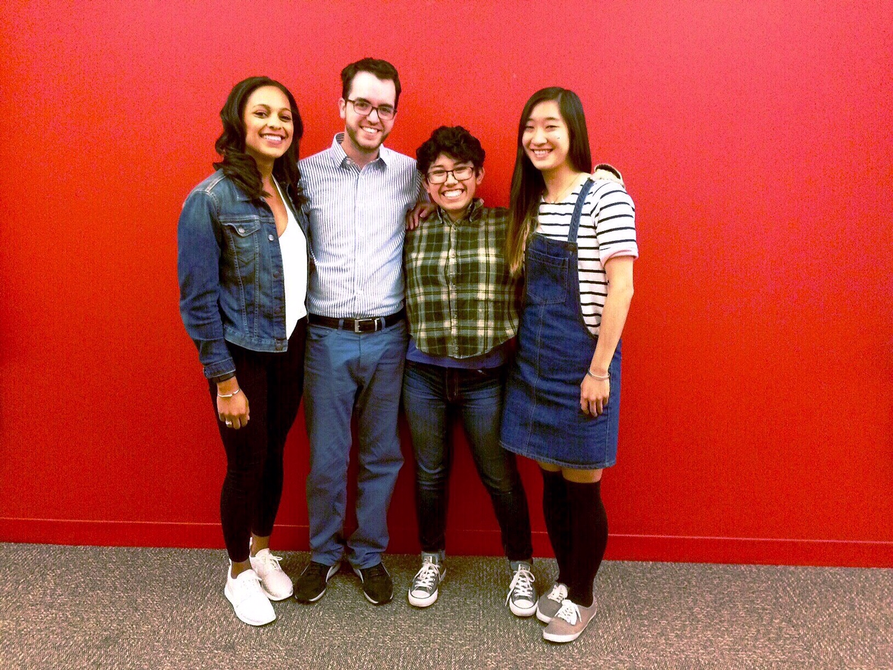 The FableVision Studios Summer Interns!