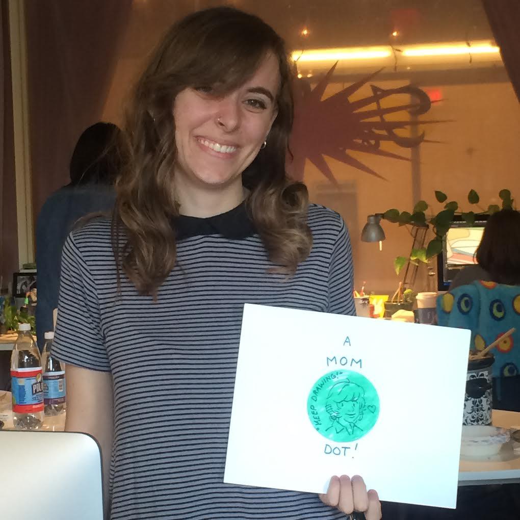 Christina Kelly: A Mom Dot