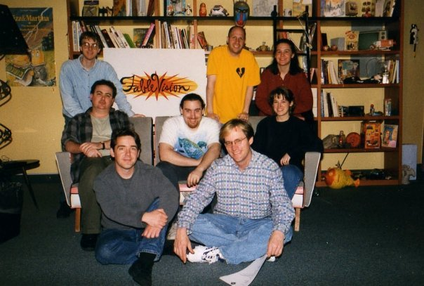 The original FableVision crew.