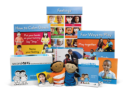 Committee for Children's Second Step program suite of resources