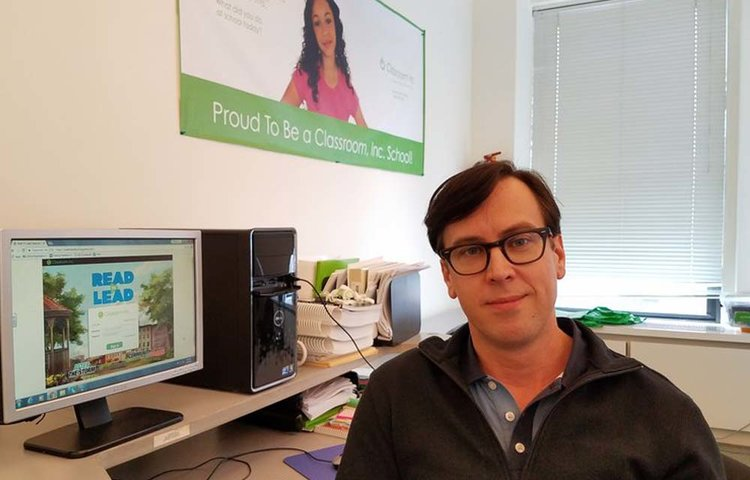 Chris Spivey, Classroom, Inc.