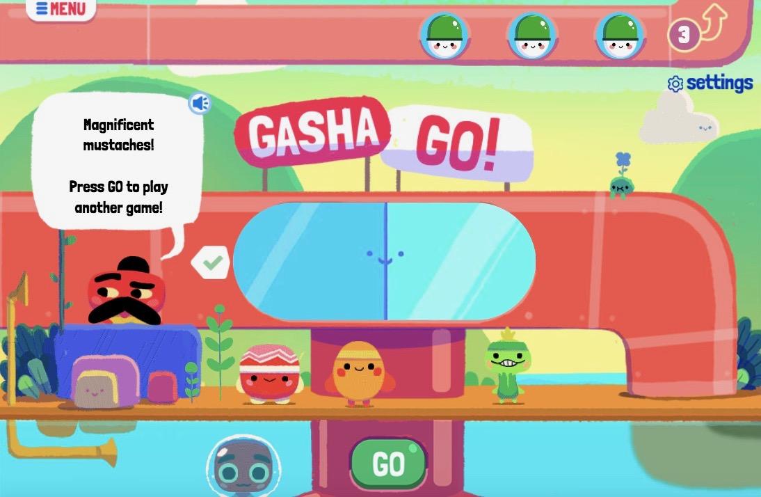 Gasha Go!