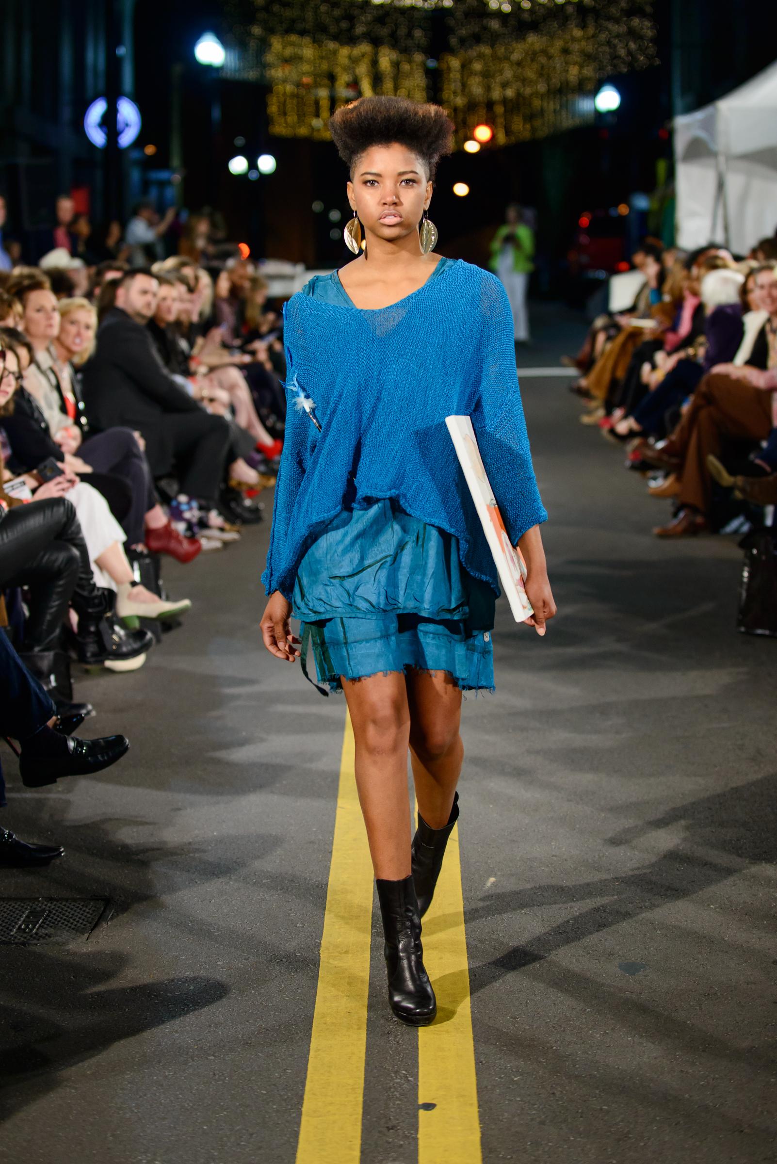 Image courtesy of  Verve Studios  Tony Hayes and  Nashville Fashion Week