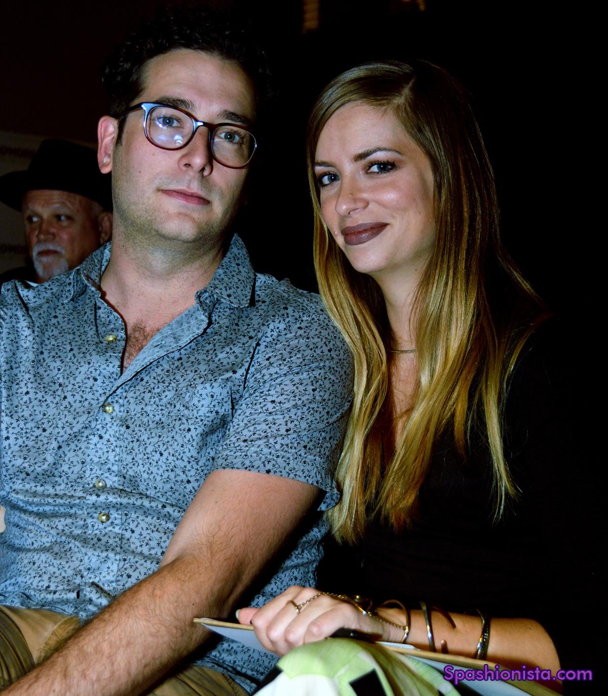 Will Holland  and  Amanda Valentine