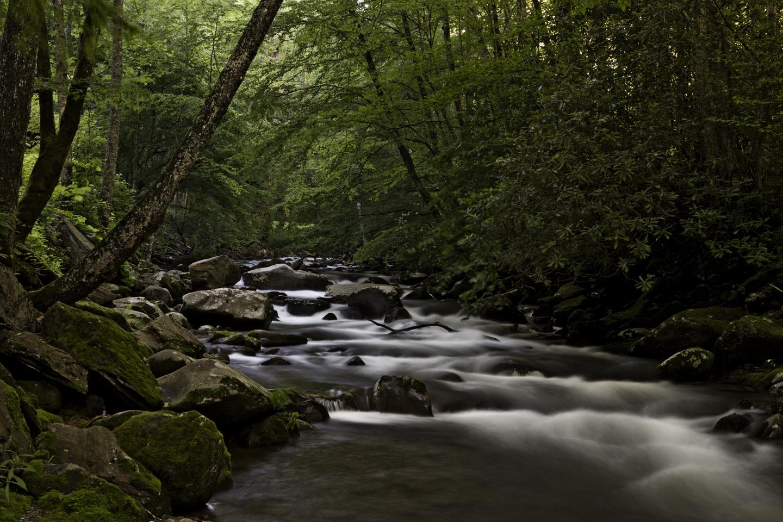 Oconoluftee river
