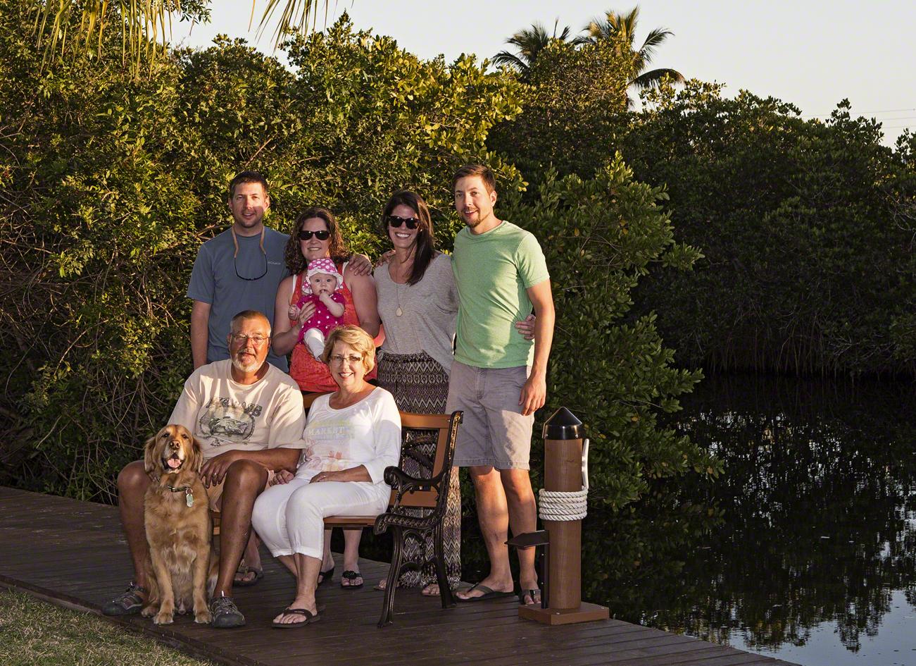 the gratuitous family photo