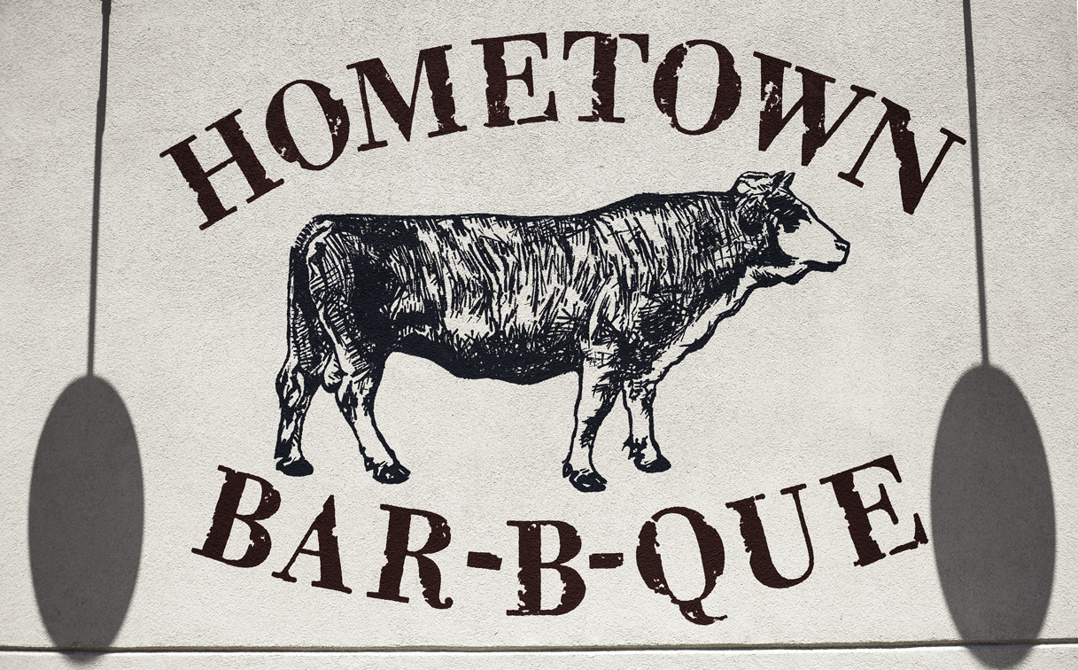 not to be confused with fiery ron's home team bbq