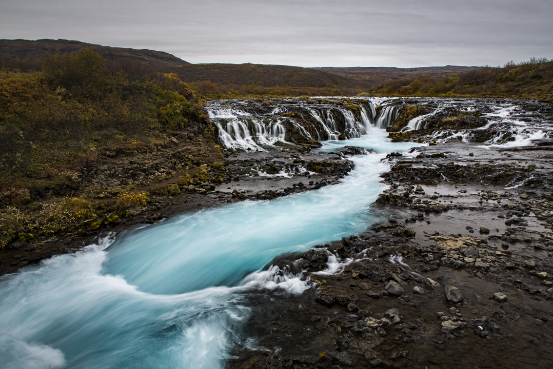 The moody skies of Iceland made this gem stand out even more.