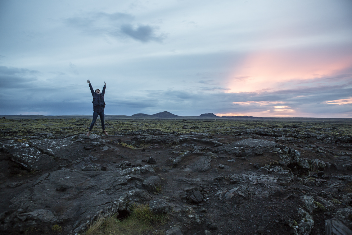 So long Iceland, it's been real.