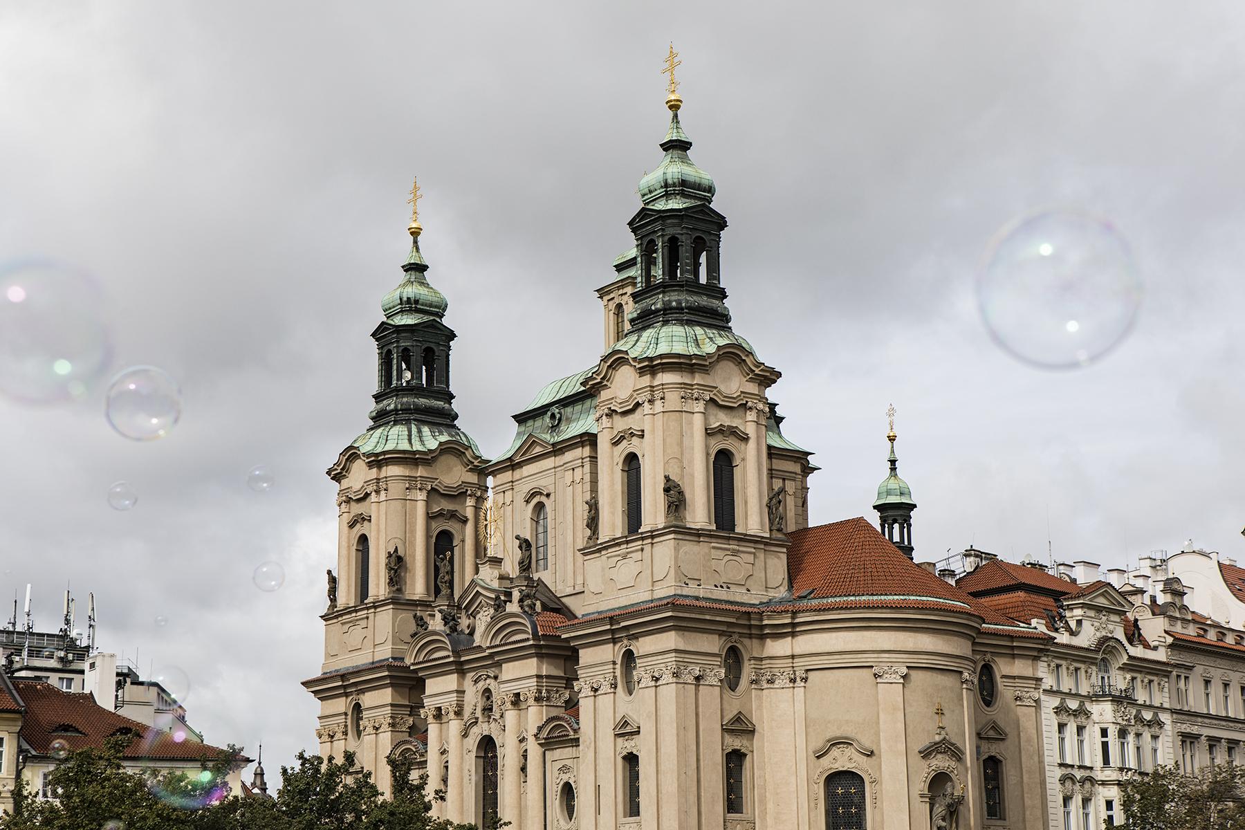Prague. -