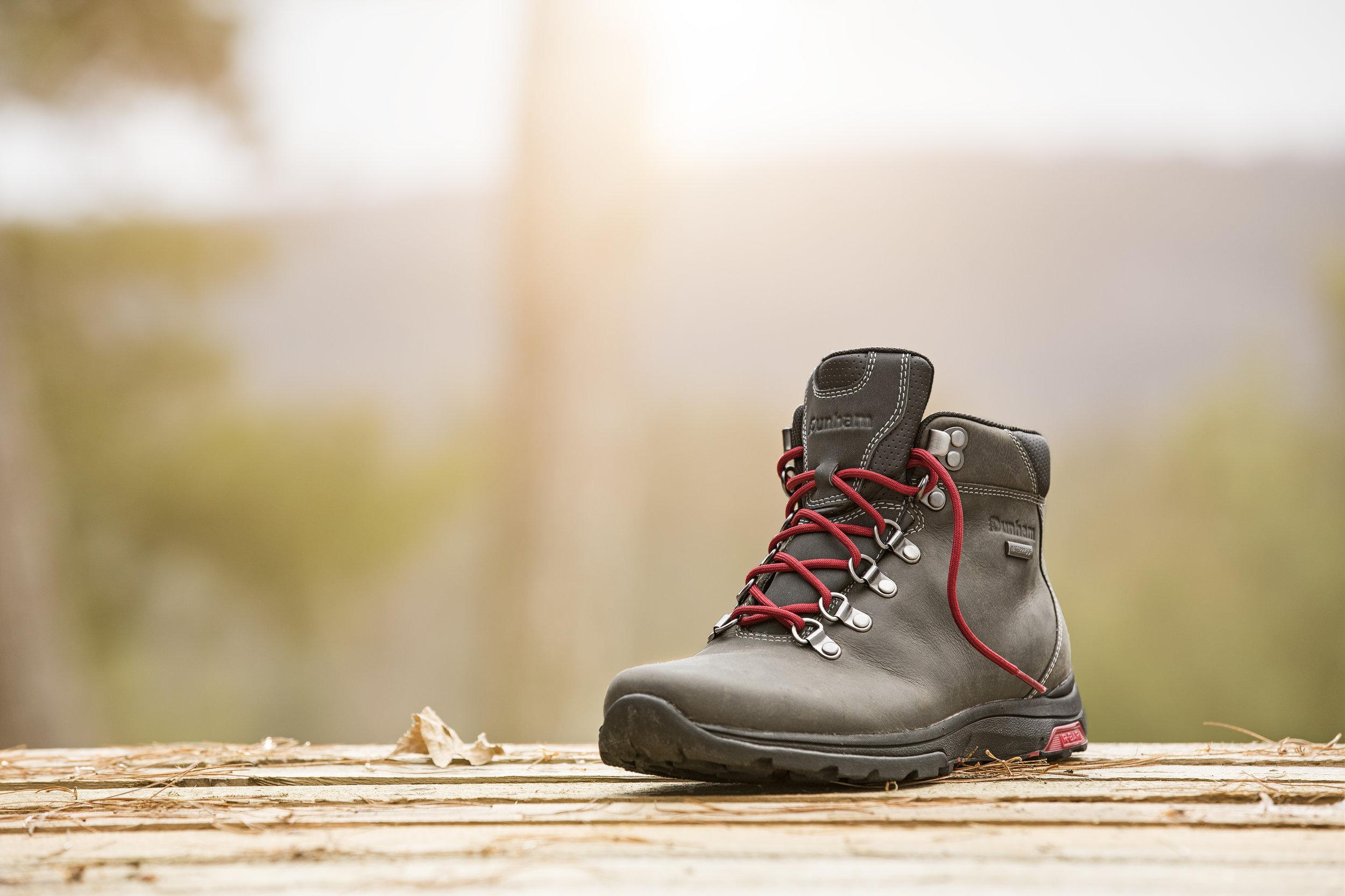 Dunham Boots Fall Campaign