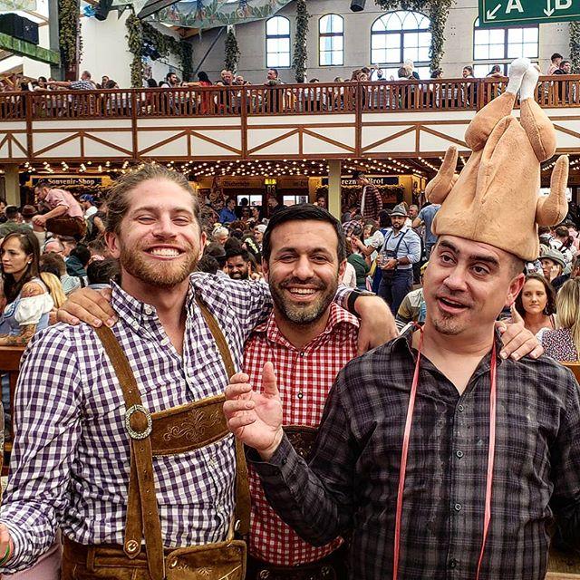Great second round at Oktoberfest!