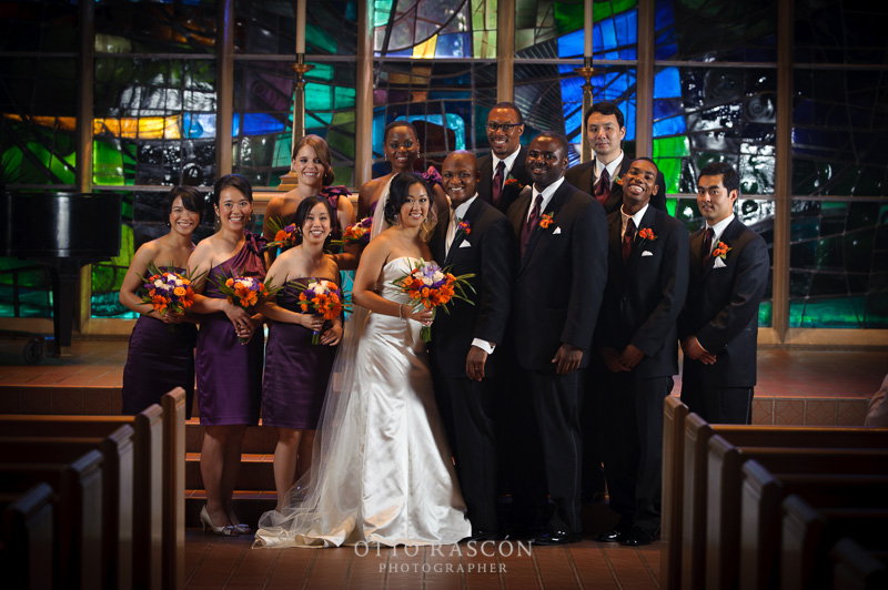 Alice Millar Chapel Wedding