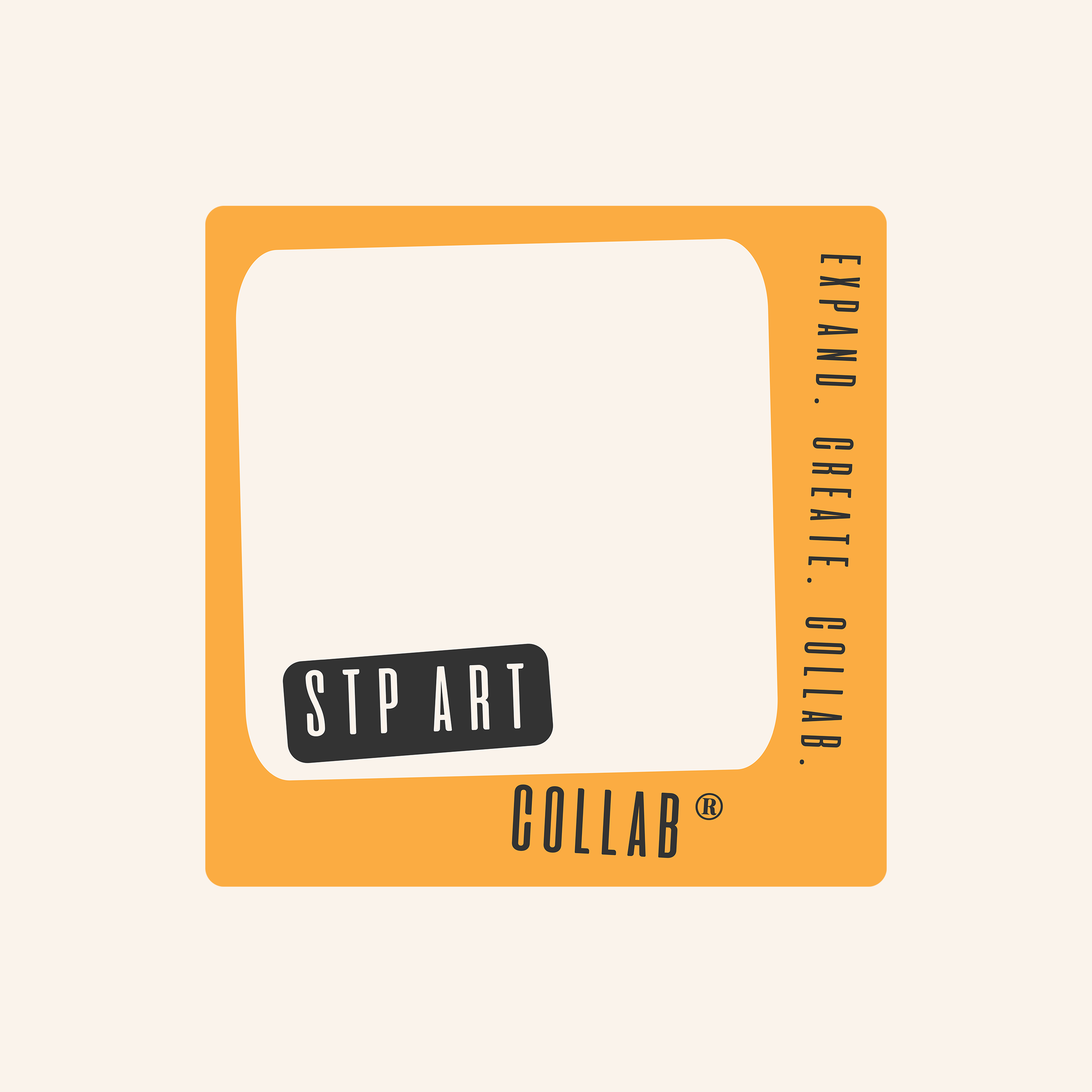 STP Art Collab Logo