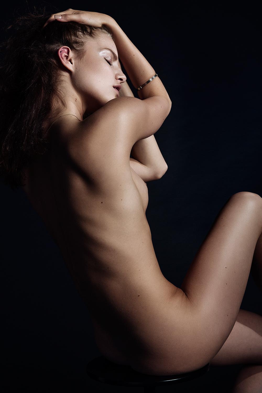 Ethereal Girl by Cristian Davila Hernandez 4