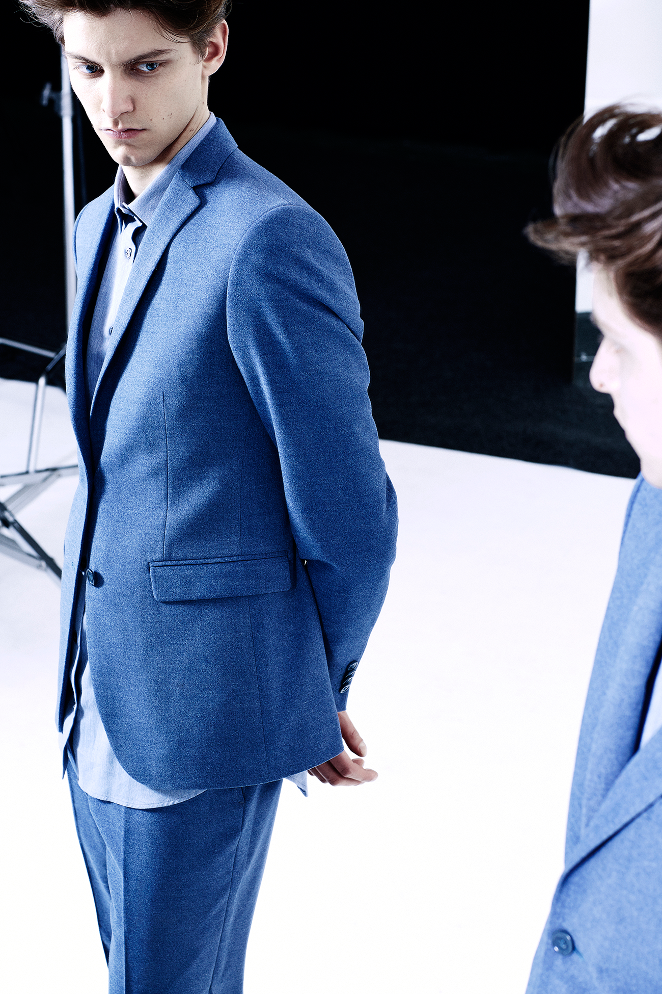 The Suits Antwerp Lookbook AW-15 by Cristian Davila Hernandez 8