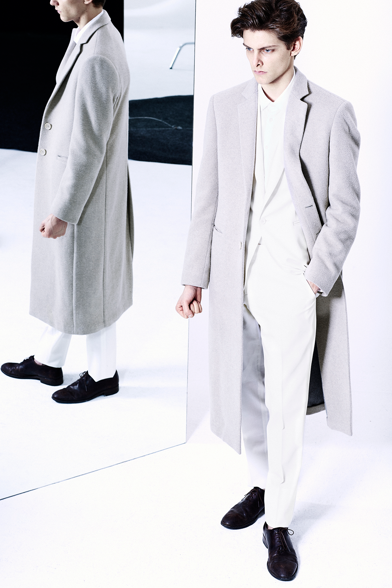 The Suits Antwerp Lookbook AW-15 by Cristian Davila Hernandez 1